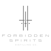 Forbidden Spirits Logo GS Tranpsarent